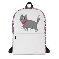 Purrfect Cat Backpack, el...