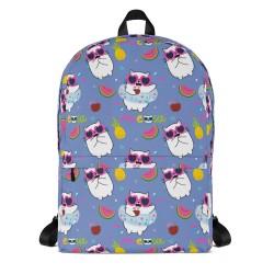 Meaw Backpack, el Gato con...