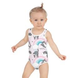 GeoCat  Kids Swimsuit, El...